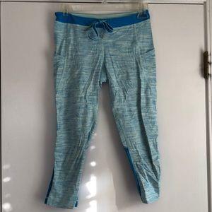 Women's Lululemon cropped leggings